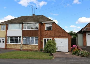 Thumbnail 3 bed semi-detached house for sale in Northway, Sedgley, Dudley