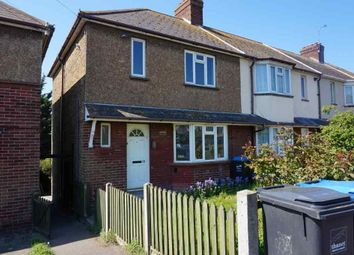 Thumbnail 3 bed end terrace house for sale in Marlowe Road, Margate