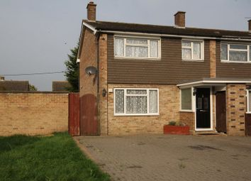 Thumbnail 3 bed end terrace house for sale in Woodpiece Road, Upper Arncott, Bicester