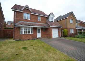 Thumbnail 4 bed detached house for sale in Strathspey Avenue, East Kilbride, South Lanarkshire