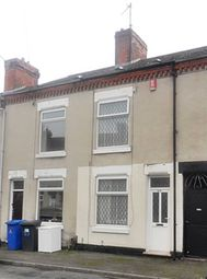 Thumbnail 2 bedroom terraced house for sale in Leicester Street, Derby