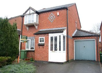 Thumbnail 3 bed detached house for sale in Beauchief Gardens, Riber Avenue, Somercotes, Alfreton