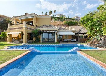 Thumbnail 4 bed villa for sale in Spain, Málaga, Benahavís, Puerto Los Almendros