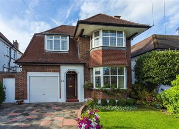 Thumbnail 4 bed detached house for sale in Temple Avenue, Whetstone, London