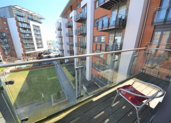 Thumbnail 2 bedroom flat for sale in Sirocco, 33 Channel Way, Southampton