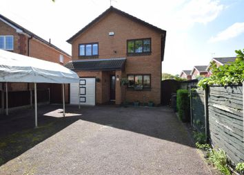 Thumbnail 4 bed detached house for sale in Woodland Road, Whitby, Ellesmere Port