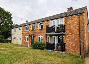 Thumbnail 2 bed flat for sale in Buckfast Avenue, Bletchley, Milton Keynes