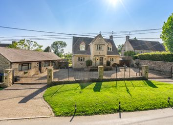 Church Road, Luckington, Chippenham SN14. 4 bed detached house for sale