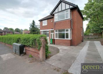 Thumbnail 3 bed detached house to rent in Holland Road, Crumpsall, Manchester