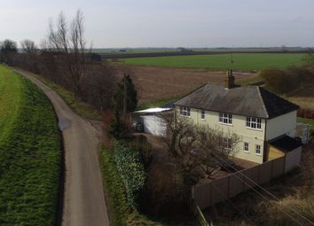 Thumbnail 3 bed detached house for sale in Lowes Farm, River Bank, Downham Market, Norfolk