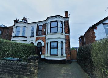 4 bed semi-detached house for sale in Haywood Road, Mapperley, Nottingham NG3