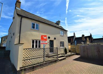 Thumbnail 2 bedroom end terrace house for sale in Newgates, Stamford