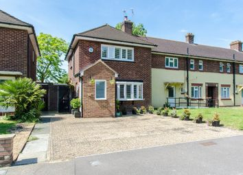 Thumbnail 2 bed semi-detached house for sale in Lanes Avenue, Northfleet, Gravesend