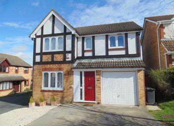 Thumbnail 4 bedroom detached house for sale in Tamarisk Close, Hatch Warren, Basingstoke