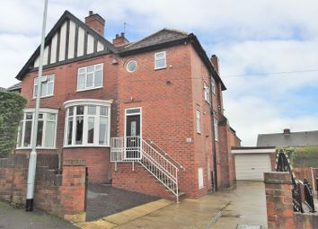 Thumbnail 3 bed semi-detached house for sale in Rencliffe Avenue, Rotherham