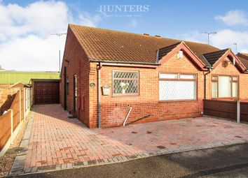Thumbnail 2 bed semi-detached house for sale in Pingle Close, Gainsborough, Gainsborough