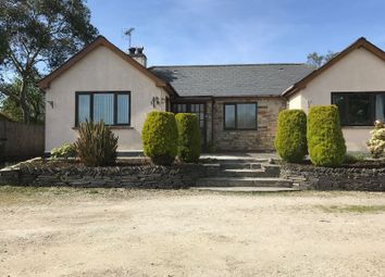 Thumbnail 7 bed detached bungalow for sale in St. Kew Highway, Bodmin