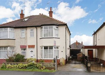 Thumbnail 3 bed semi-detached house for sale in Coniston Road, Harrogate, North Yorkshire