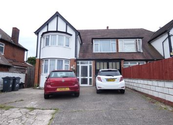 Thumbnail 4 bed semi-detached house for sale in North Drive, Handsworth, Birmingham