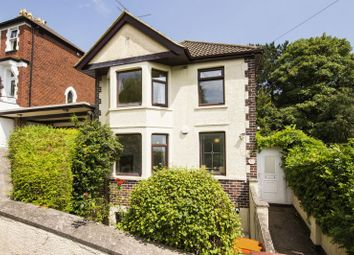 Thumbnail 5 bed detached house for sale in Vicarage Hill, Newport