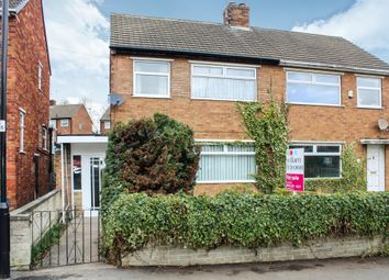 Thumbnail 3 bed semi-detached house for sale in Horsewood Road, Woodhouse Mill, Sheffield