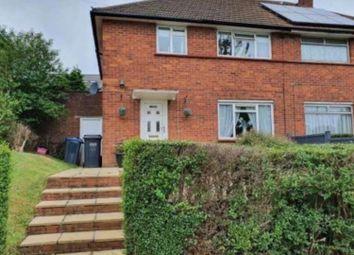 Thumbnail 3 bed semi-detached house for sale in Queen Elizabeths Drive, New Addington, Croydon