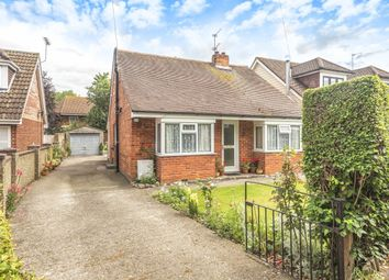 Thumbnail 4 bedroom detached bungalow for sale in Church Road, Chichester