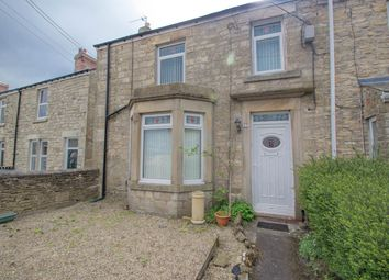 Thumbnail 3 bed terraced house to rent in Consett Road, Consett