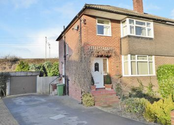 Thumbnail 3 bed semi-detached house for sale in Melbourne Road, St Johns, Wakefield