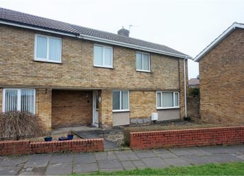 Thumbnail 2 bed terraced house for sale in Shadfen Crescent, Morpeth
