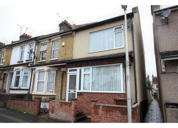 Thumbnail 3 bed end terrace house for sale in Louisville Avenue, Gillingham