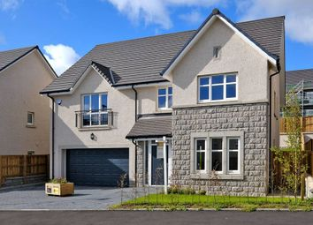 """Thumbnail 5 bedroom detached house for sale in """"The Lewis - Plot 16"""" at Balhalgardy Rise, Inverurie"""
