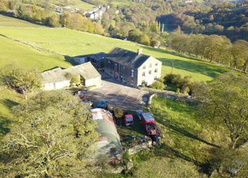 5 bed detached house for sale in Lower Deerplay Farm, Oak Lane, Triangle HX6