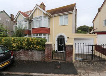 3 bed semi-detached house for sale in Cedar Court Road, Torquay TQ1