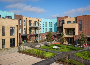 Thumbnail 2 bed flat for sale in Hornbeam Court, Park Road