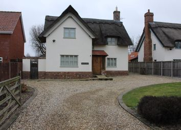 Thumbnail 3 bed detached house for sale in Shop Street, Whinburgh, Dereham