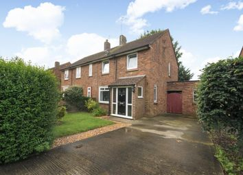 Thumbnail 2 bed semi-detached house to rent in Chalgrove Walk, Aylesbury