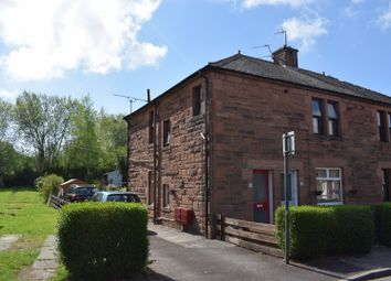 Thumbnail 1 bed flat for sale in 104 Millburn Avenue, 4Bh, Dumfries