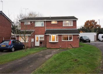 Thumbnail 2 bed semi-detached house for sale in Goodwood Drive, Alvaston