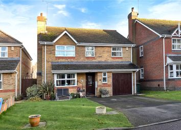 Thumbnail 4 bedroom detached house for sale in Aberaman, Emmer Green, Reading