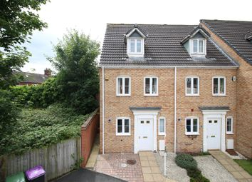 Thumbnail 3 bed terraced house for sale in Rothwell Close, St. Georges, Telford