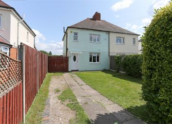 Thumbnail 3 bed semi-detached house for sale in Price Avenue, Mile Oak, Tamworth, Staffordshire