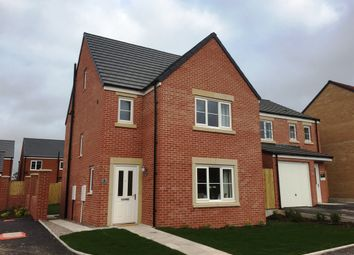 "Thumbnail 3 bed detached house for sale in ""The Derwent  "" at Thwaites Road, Oswaldtwistle, Accrington"