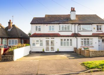 Thumbnail 3 bed semi-detached house for sale in Orchard Way, Sutton, Surrey