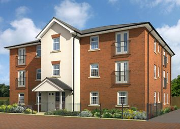 "Thumbnail 1 bed flat for sale in ""Embleton Apartment"" at Herten Way, Doncaster"