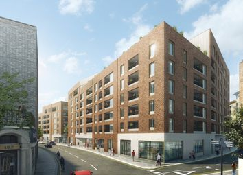 Thumbnail 1 bed flat for sale in Shoreditch Exchange, London