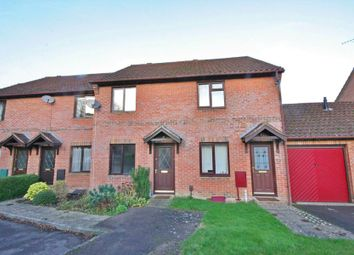 Thumbnail 2 bed terraced house to rent in Ivy Close, Winchester