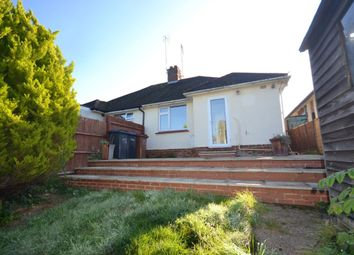 Thumbnail 2 bedroom bungalow to rent in Fullingdale Road, Northampton