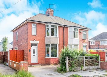 Thumbnail 3 bed semi-detached house for sale in Hornsby Road, Armthorpe, Doncaster