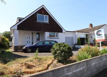 Thumbnail 4 bed detached house for sale in Manor Road, Landkey, Barnstaple